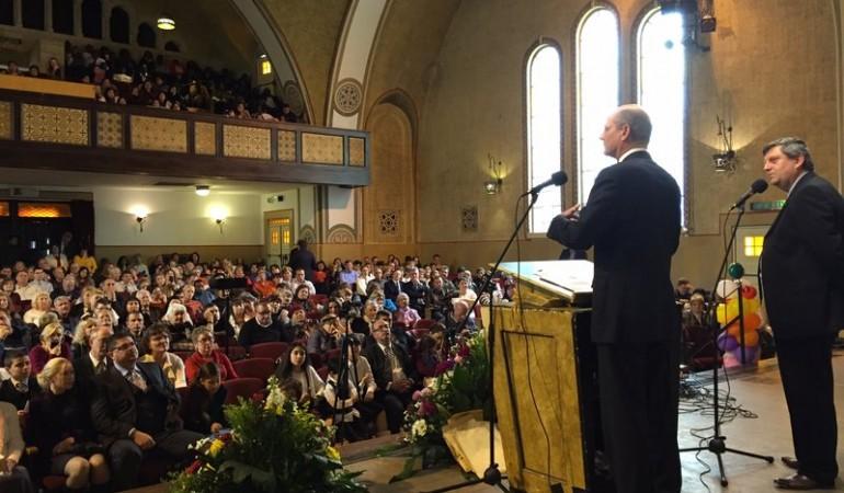 NOTIZIE DALLA CHIESA CRISTIANA AVVENTISTA IN ISRAELE