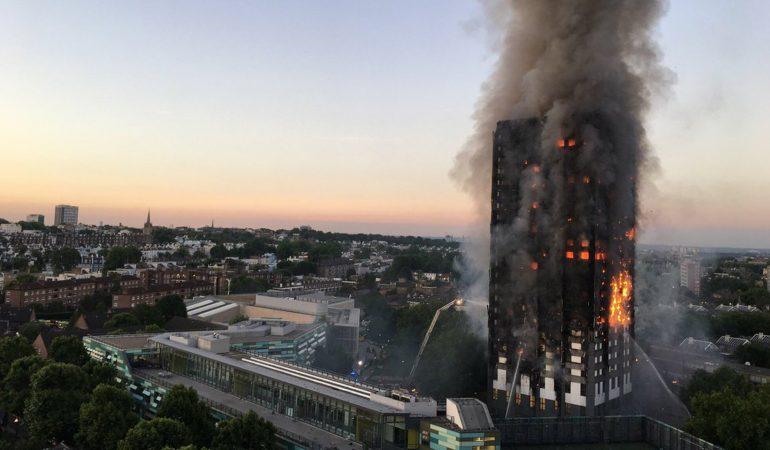 LA CHIESA AVVENTISTA BRITANNICA RISPONDE ALLA TRAGEDIA DELLA GRENFELL TOWER