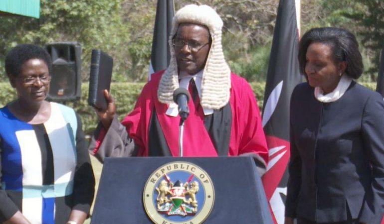 KENYA. È AVVENTISTA IL PRESIDENTE DELLA CORTE SUPREMA CHE HA ANNULLATO LE ELEZIONI NAZIONALI
