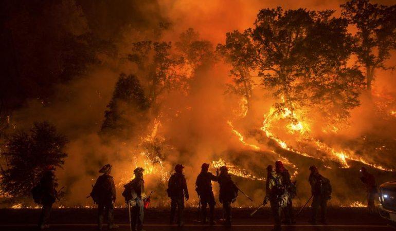 CHIESE AVVENTISTE OSPITANO GLI SFOLLATI DEGLI INCENDI IN CALIFORNIA