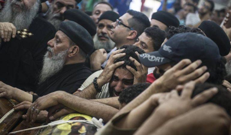FERMA CONDANNA DEL SANGUINOSO ATTENTATO ALLA MOSCHEA IN EGITTO