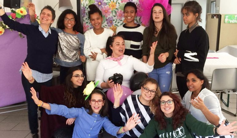 PPRIMO INCONTRO DI « GIRLS4CHRIST » IN TICINO