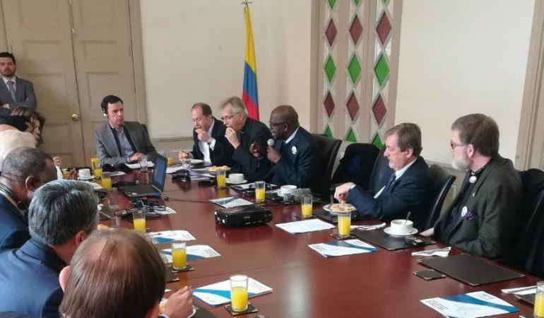 LA COLOMBIA PROMUOVA UNA SOCIETÀ INCLUSIVA