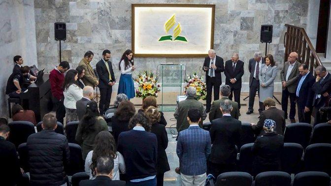 IRAQ. È STATA INAUGURATA A ERBIL LA NUOVA CHIESA CRISTIANA AVVENTISTA