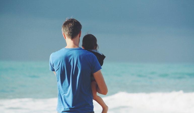 Hei, papà, ti voglio bene